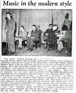Modern Music Club 1952