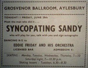 Sync Sandy ad
