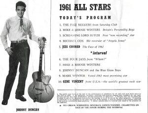 Gene Vincent 1961