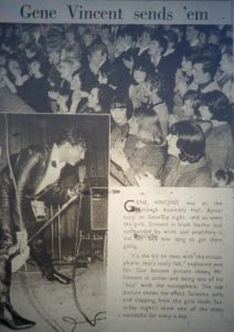 Gene Vincent BAH 1964