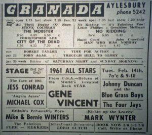Gene Vincent Granada