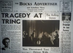 Rolling Stones BA front page