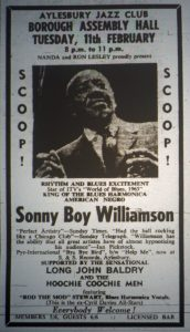 Sonny Boy Williamson ad