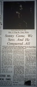 Sonny Boy Williamson review