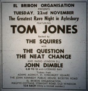 Tom Jones ad
