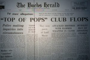 Top of Pops Club front page